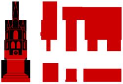 Logo SV Roter Turm Halle